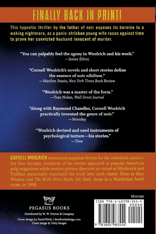 Amazon: The Black Angel: A Novel (pegasus Crime (paperback))  (9781605983554): Cornell Woolrich: Books