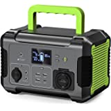 PAXCESS 288Wh Portable Power Station Rockman 300, 110V/300W Solar Generator With AC Outlet 3 USB, 78000mAh Backup Lithium Bat