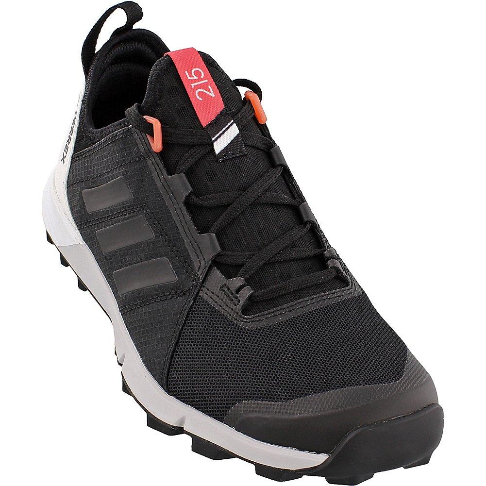 adidas outdoor Womens Terrex Agravic Speed Shoe B01HNIQIES 9|BLACK/BLACK/WHITE