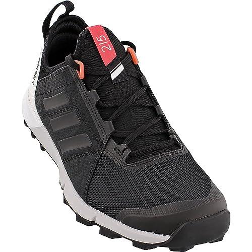 adidas outdoor Women's Terrex Agravic Speed BlackBlackWhite Athletic Shoe