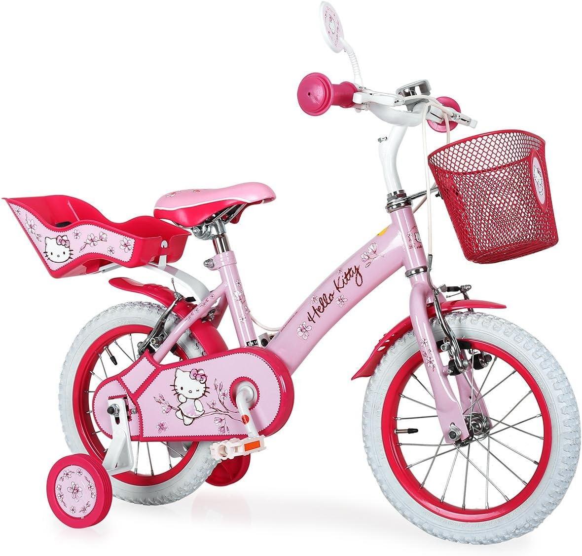 Hello Kitty Hello Kitty - Bicicleta infantil (12