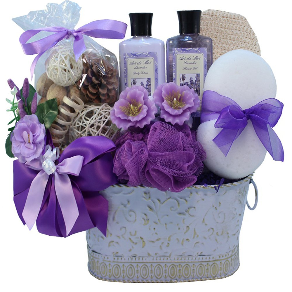 Essence of Luxury Warm Vanilla Spa Bath and Body Gift