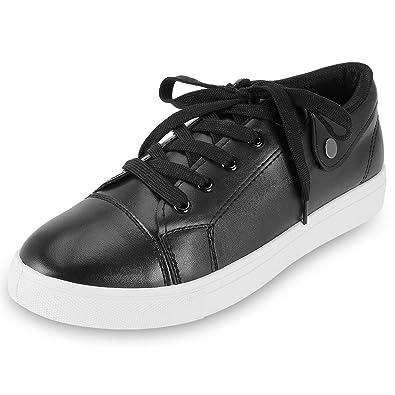 Chaussures De Skate Hommes Lacent Formateurs Occasionnels Sport oLtj4SdbX