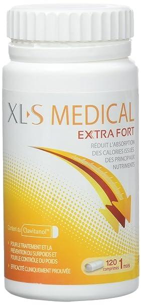 grossiste 5c27b 6a679 XLS Medical Extra Fort 120 Comprimés
