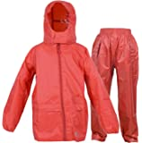 DRY KIDS Baby Boys' Jacket and Trouser Set 2 Years Bright Red