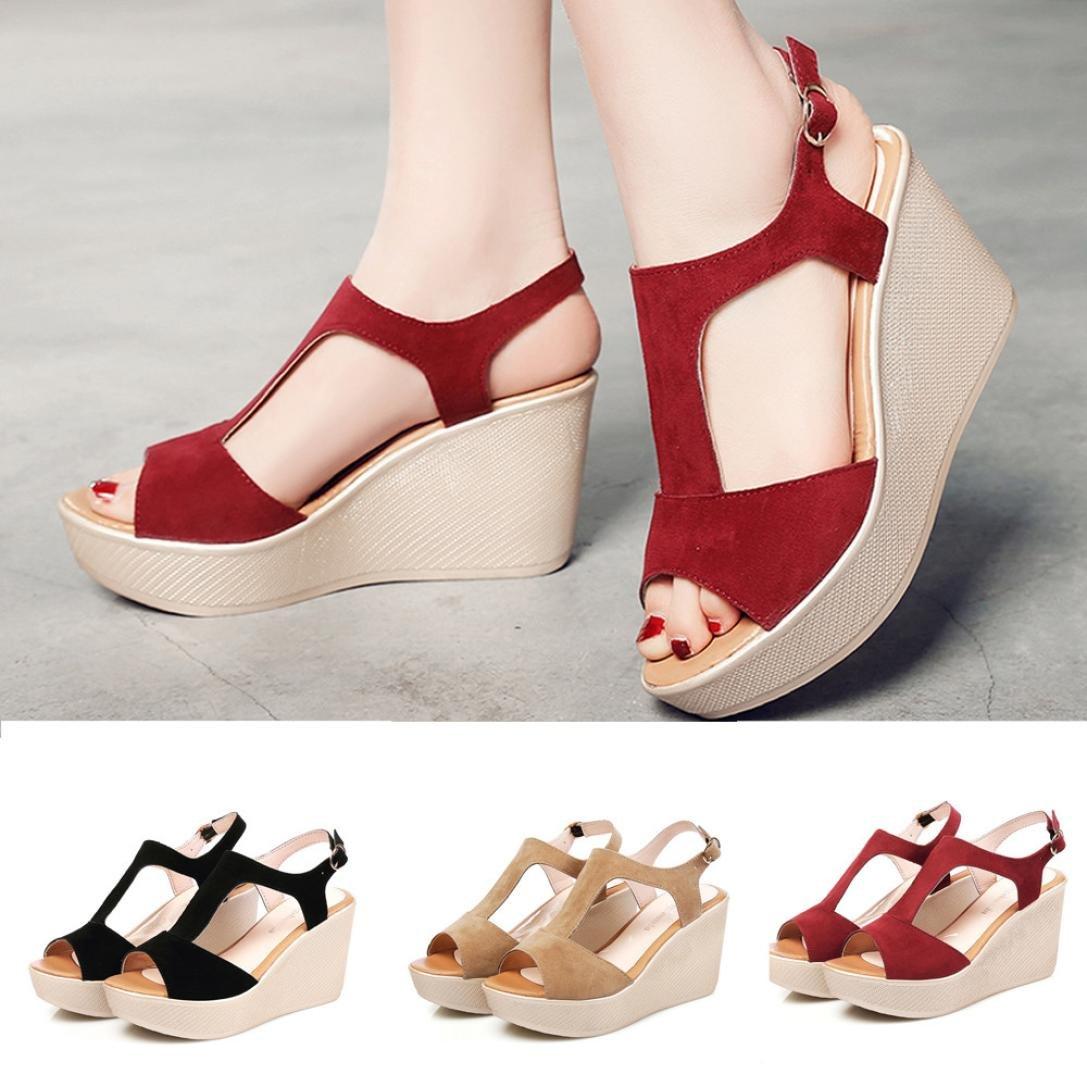 3ad725591692 Amazon.com  Women High Heel Platform Shoes