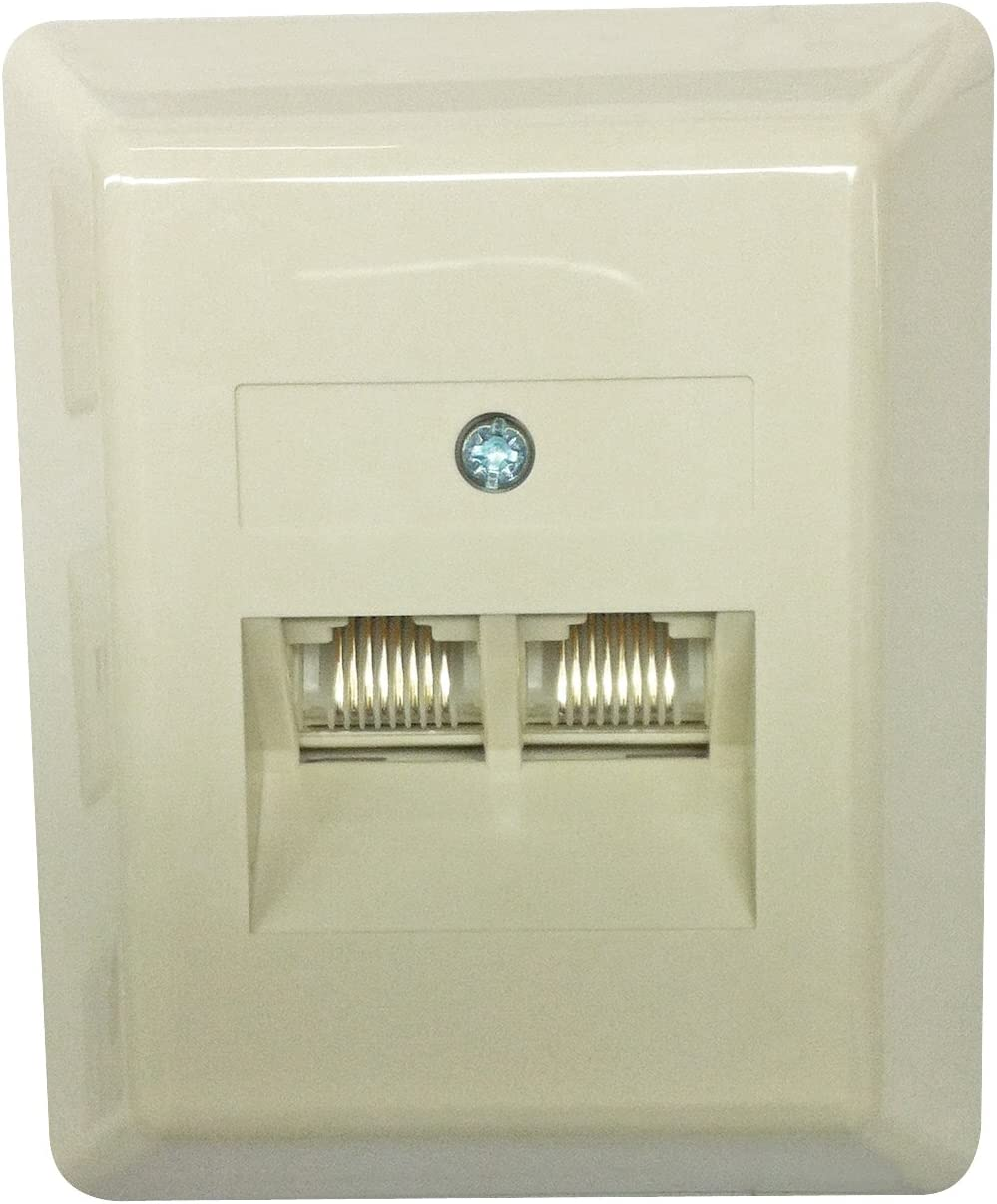 2 x 8-polig Kopp 33369404 UAE-Anschlussdose