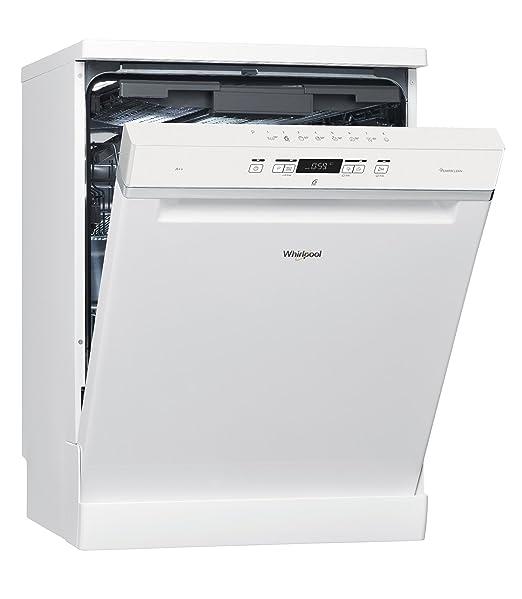 Whirlpool lavavajillas wfc3c24pf blanco a++: 336.86: Amazon.es: Hogar