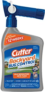 SPECTRUM BRANDS 61067 HG-61067 32Oz Rts Bug Free Spray, Pack of 1, Silver Bottle