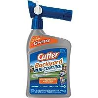 Cutter Backyard Bug Control Spray Concentrate, 32-Ounce