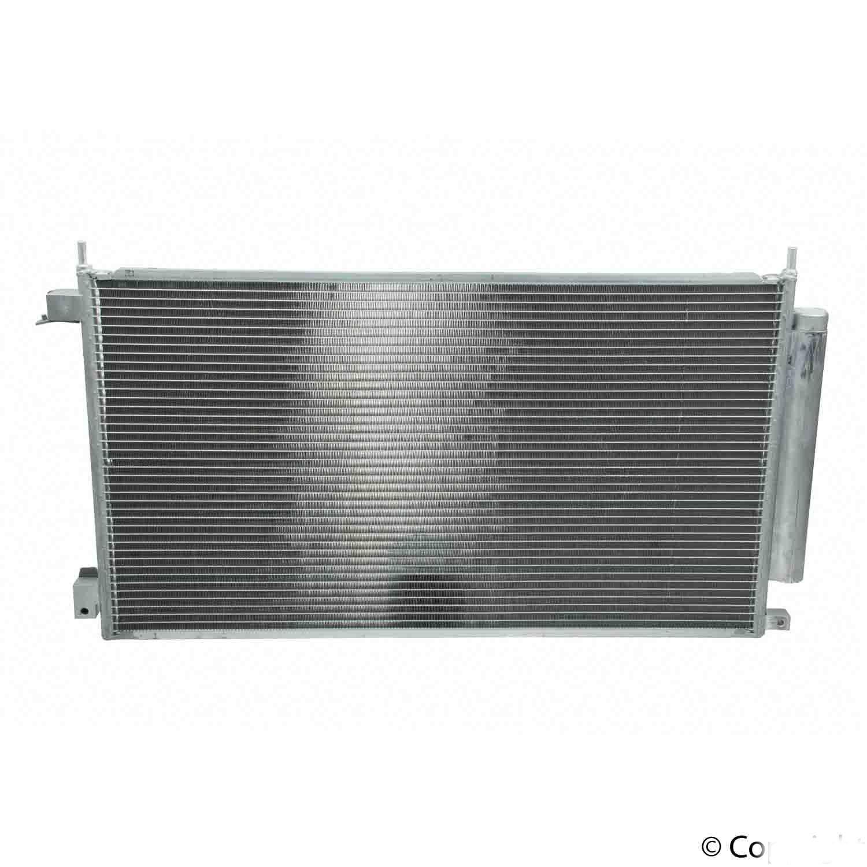 Denso 477-0659 A/C Condenser