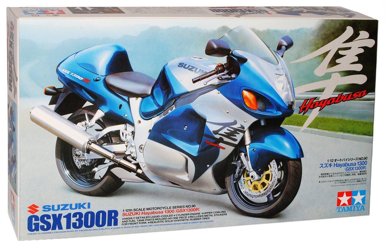 Suzuki Gsx 1300r 1300 R Hayabusa StrassenveRSion 1998 Gsx1300r Gsx1300 Bausatz Kit 1 12 Tamiya