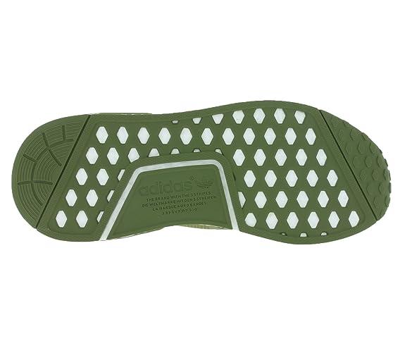 : adidas nmd rt ba723 (olive carico mimetico): le scarpe