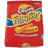 Cipster Freeky Fries Multipack - 125 gr