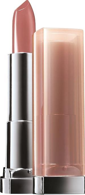 gemey maybelline colour sensational stripped nudes lipstick 728 honey beige - Gemey Maybelline Color Sensational