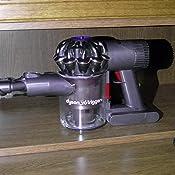 dyson v6 trigger beutel kabelloser. Black Bedroom Furniture Sets. Home Design Ideas