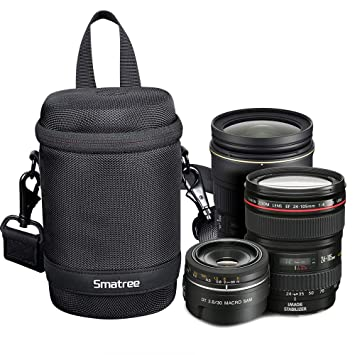 Smatree - Bolsa de hombro para cámara réflex digital (compatible ...