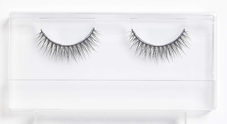 WISPIES False Eyelashes - Mixed Length, Lightweight & Realistic Lashes, Black