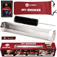 """Mycritee Hexagonal Pellet Smoker Tube 12"""" 