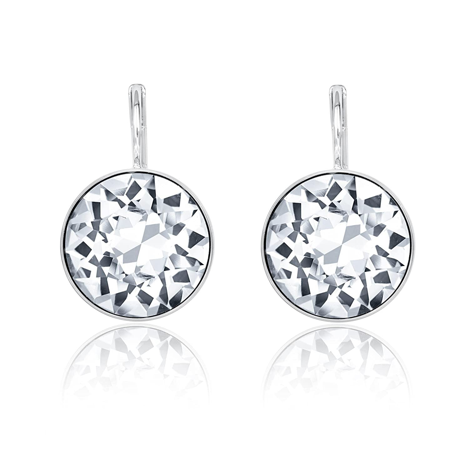 6f68882d1 Amazon.com: Swarovski Bella Pierced Earrings: Jewelry