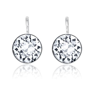 c714e2822 Image Unavailable. Image not available for. Color: Swarovski Bella Pierced  Earrings