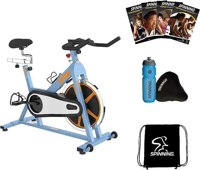 SPINNING Unisex Spinner R1 Paquete hogar Bicicleta estática, Color ...
