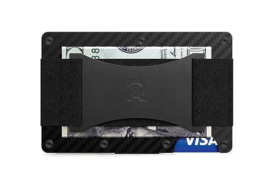 28594ebf125 Image Unavailable. Image not available for. Color  The Ridge Wallet  Carbon  Fiber - Cash Strap