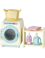 SYLVANIAN FAMILIES Washing Machine Set Mini muñecas y Accesorios Epoch para Imaginar 3565
