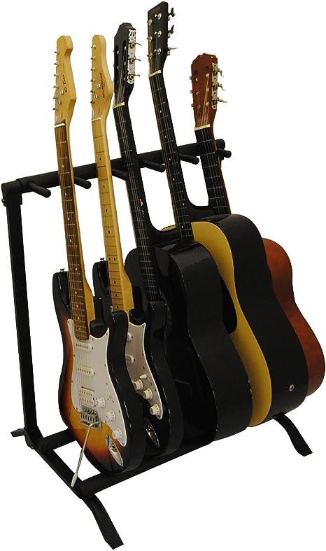 Spider - Soporte para guitarra (7 vías): Amazon.es: Instrumentos ...