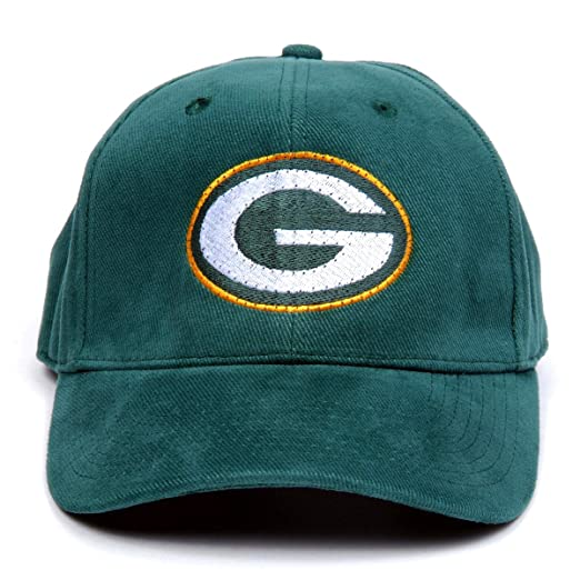 Amazon.com   NFL Green Bay Packers LED Light-Up Logo Adjustable Hat    Sports Related Merchandise   Clothing 1da0c413b