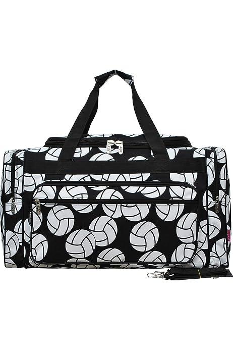 Cheer Duffle Bag Sport Themed Prints NGIL 23 Gym Travel Carry on Dance