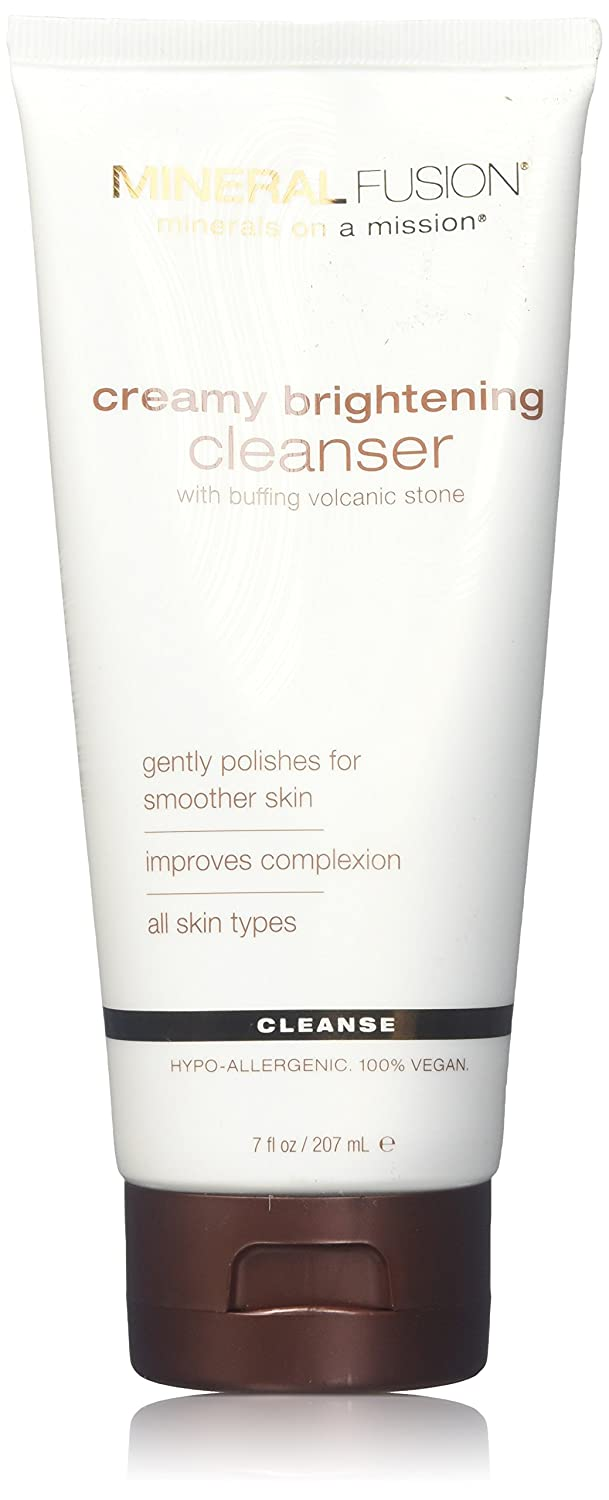 Mineral Fusion Facial Cleanser Creamy Brightening 7 Twin Pack Ovale Micellar Water 200ml Ounce Beauty