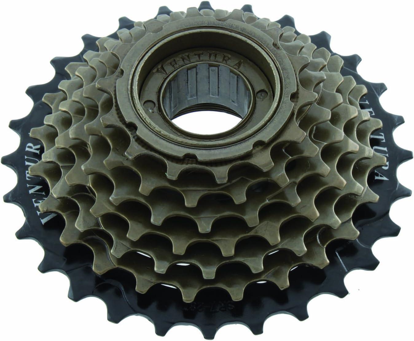 SHIMANO Freewheel MF-TZ20 14-28 Teeth 6 Speed Bikes Cycling