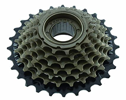 Sporting Goods Shimano Mf-tz21 14-28 Teeth 7 Speed Freewheel Choice Materials