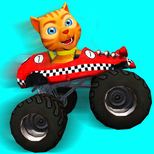 (Cat Race Car Extreme Driving (Free))