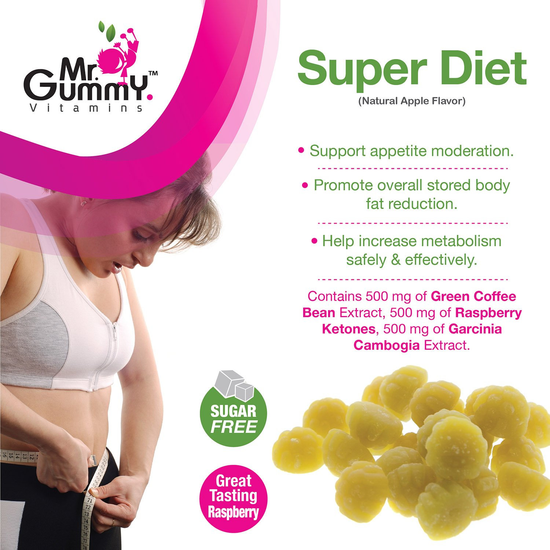 Amazon.com: Mr. Gummy última intervensión de Azúcar Super ...
