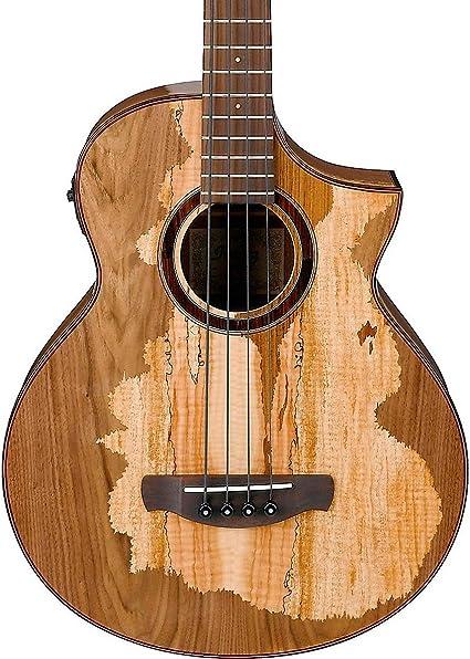 Ibanez aewb50 Limited Edition exótico madera Guitarra de Guitars ...