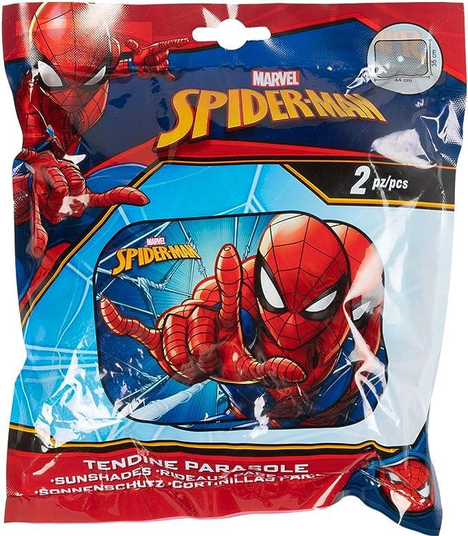 Marvel Spiderman Spiderman Sunshade Seitenvorhänge 2 Stück Auto
