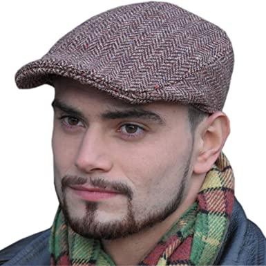 7f114a9571a47 Men s Hanna Tweed Cap