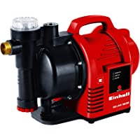 Einhell GC-AW 9036 4176720 - Bomba centrífuga de agua (para uso doméstico, 900 W, capacidad de extracción: 3600 l/h, interruptor de caudal, funcionamiento automático)