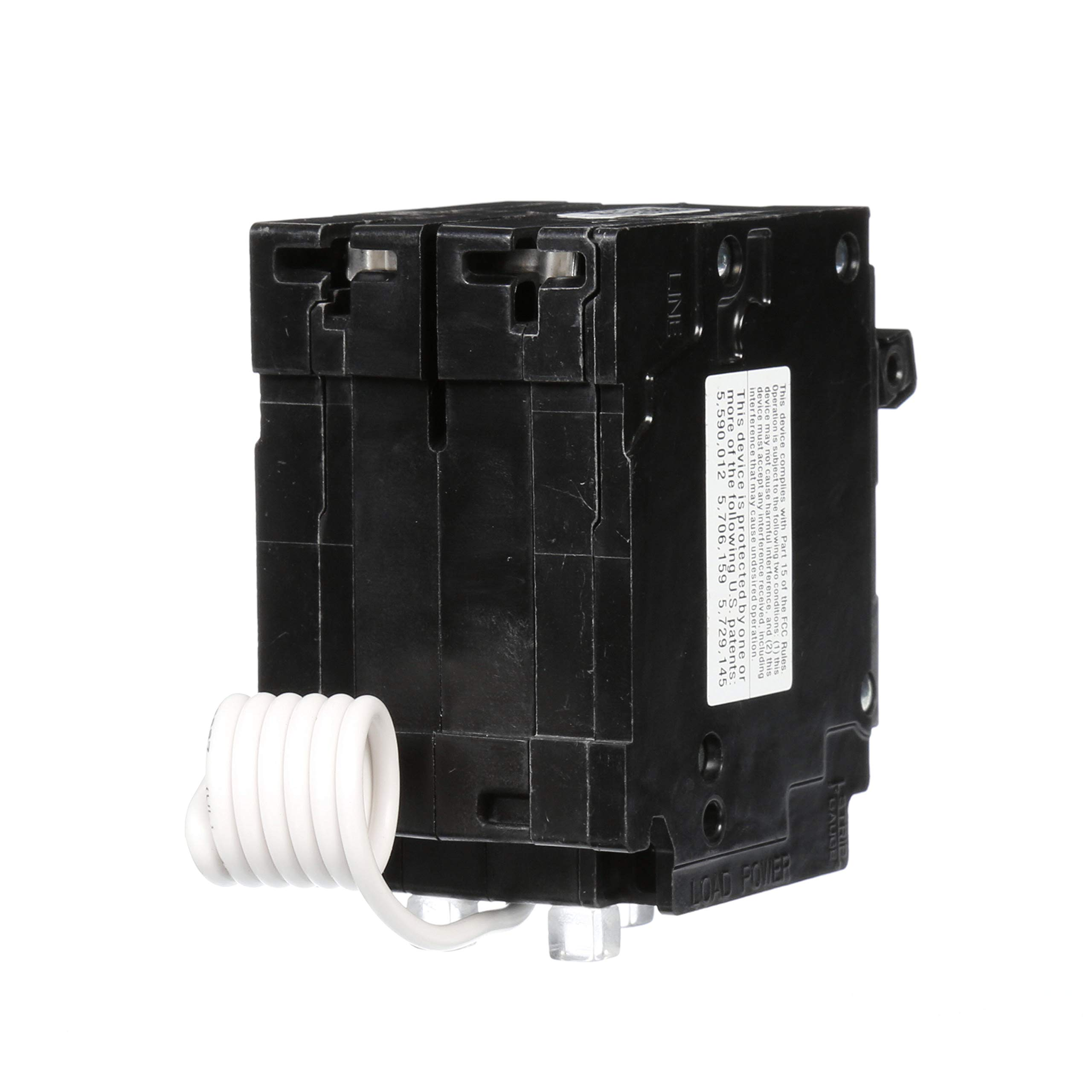 Siemens Q215AFCP 2-Pole 120-Volt combination type arc fault circuit interrupter by SIEMENS (Image #4)