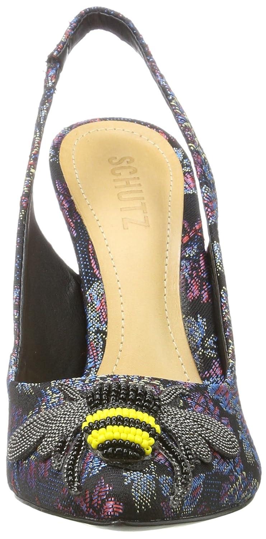 Schutz Pumps Damen Women Shoes Slingback Pumps Schutz Mehrfarbig (Multi) 01d743