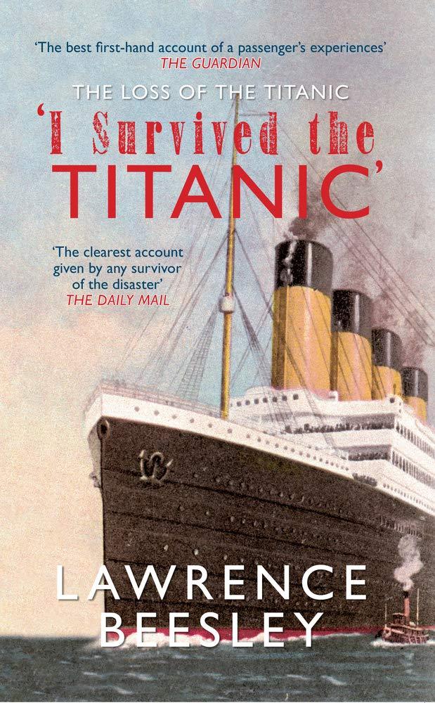 Read Online The Loss of the Titanic: I Survived the Titanic pdf epub