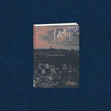 Stray Kids - I am You [I am ver ] (3rd Mini Album) CD+Photobook+3 QR  Photocards+Folded Poster+Extra Photocard