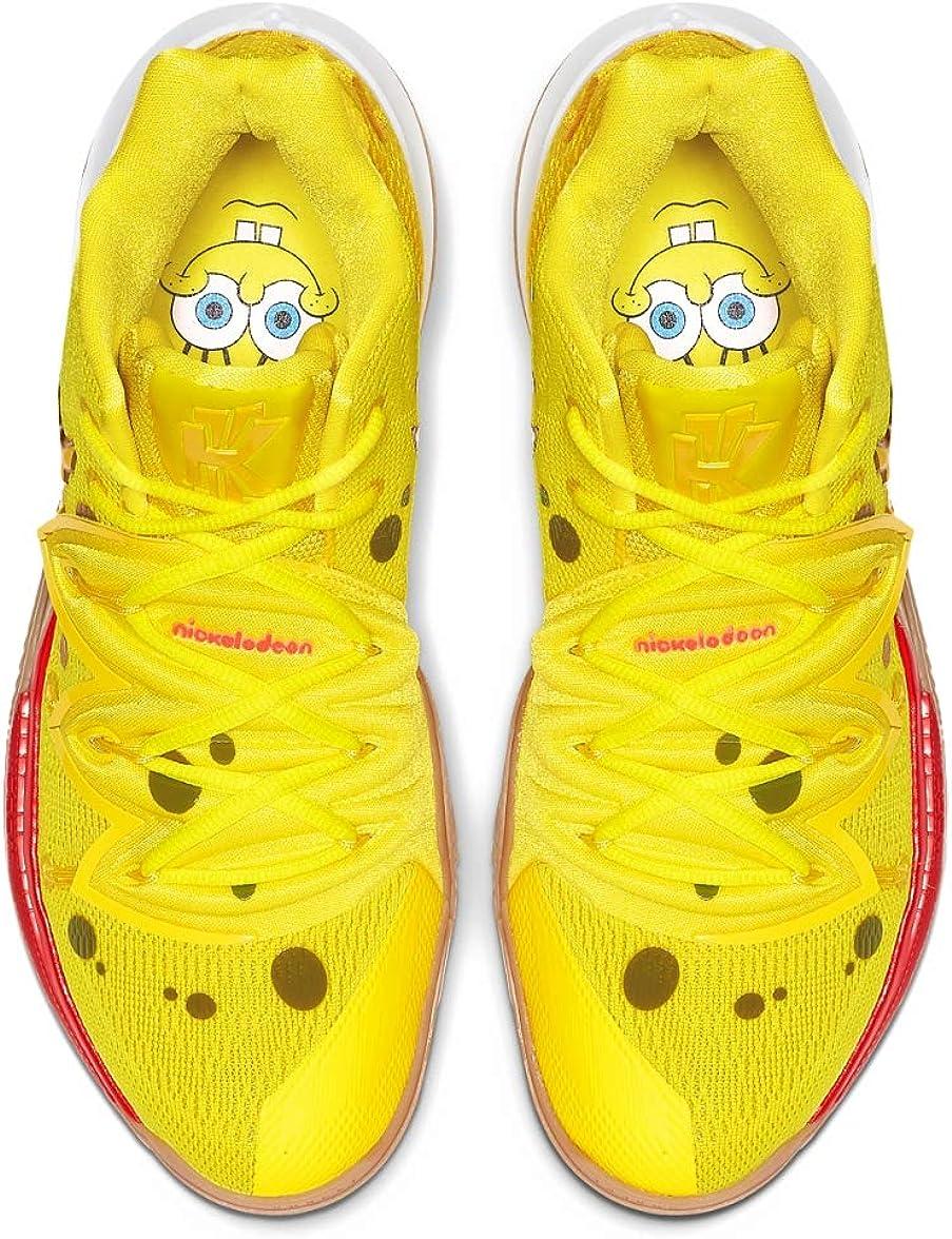 Nike Kyrie 5 Youth GS SBSP Spongebob 6Y