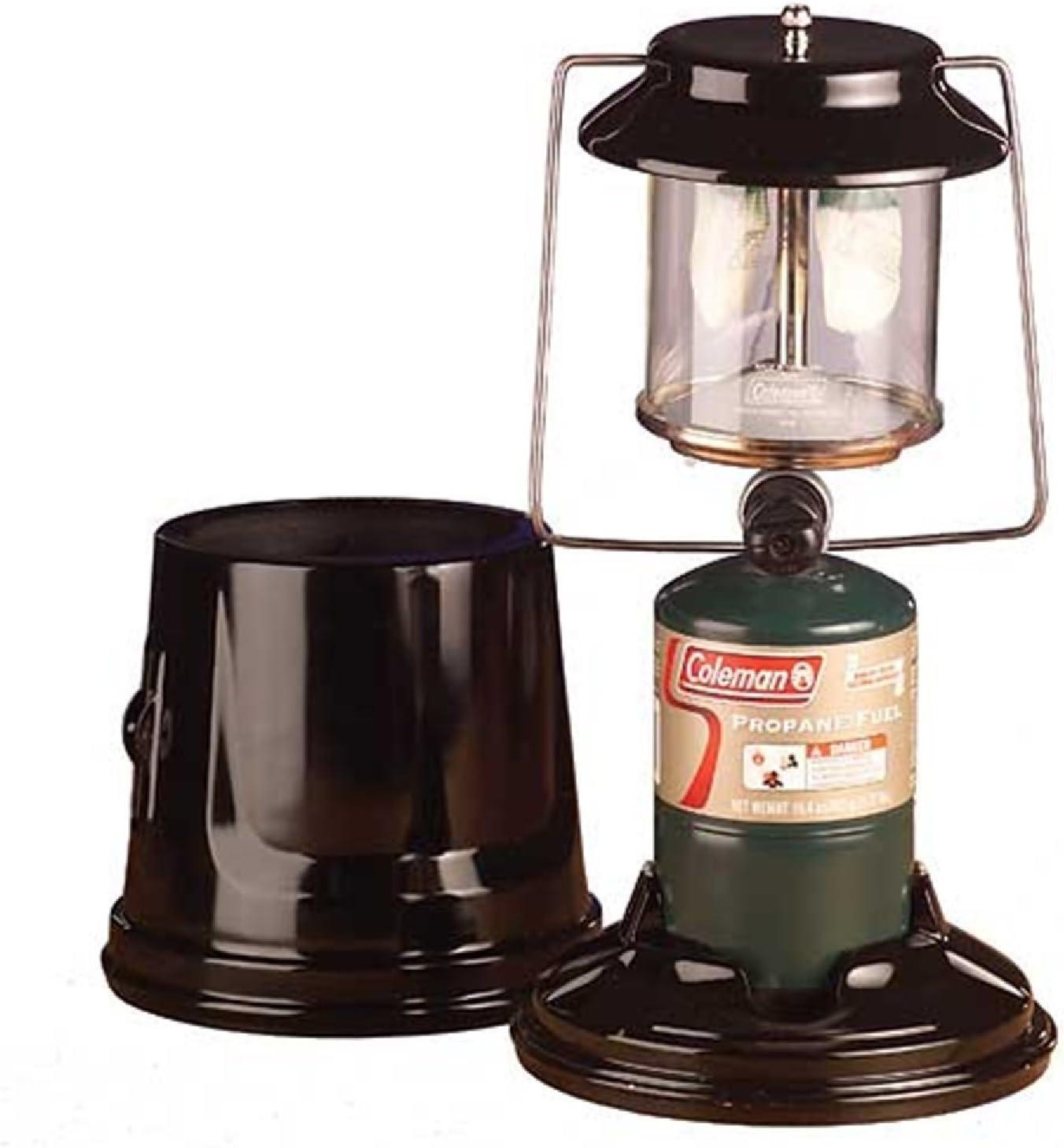 Lights & Lanterns Fuel Lanterns Coleman Two Mantle QuickPack ...
