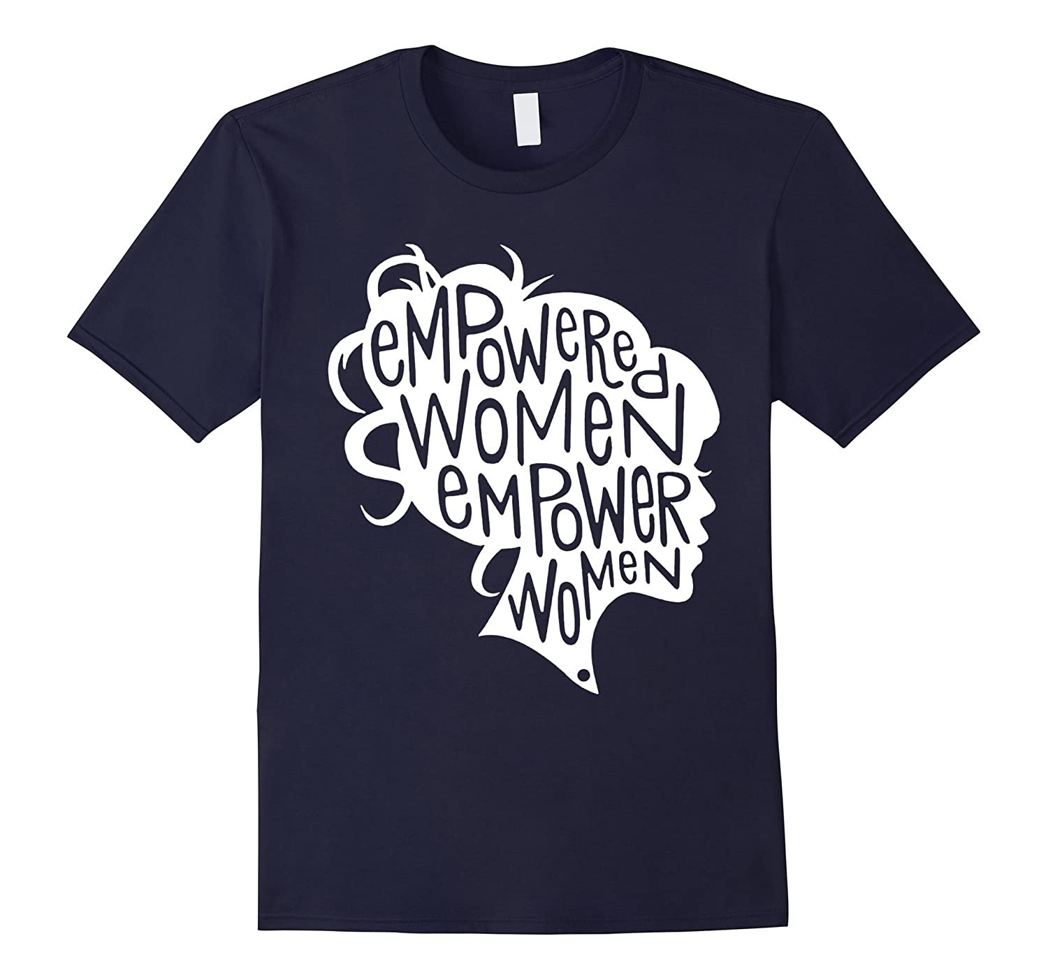 Feminist Empowered Women March Hot 2017 T-Shirt-FL