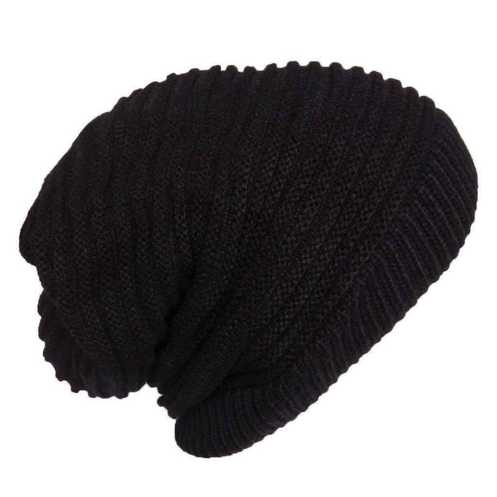 LETHMIK Unique Winter Skull Beanie Mix Knit Slouchy Hat Ski Cap for Men /& Women