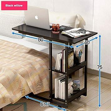 KY Mesa para Ordenador Mesita de Noche, Escritorio, computadora de ...