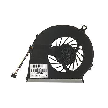 HP 686259 - 001 Módulo térmico de componente Ordenador Portatil adicionales - Ordenador portatil Componentes adicionales (Módulo térmica, Negro, Cobre, ...